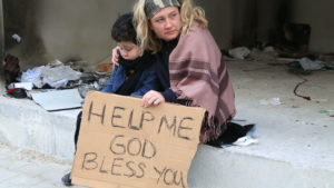 Hungry Homeless Children | Help Americans